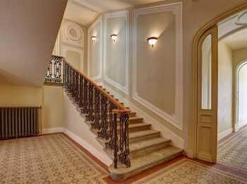 Лестничные пространства